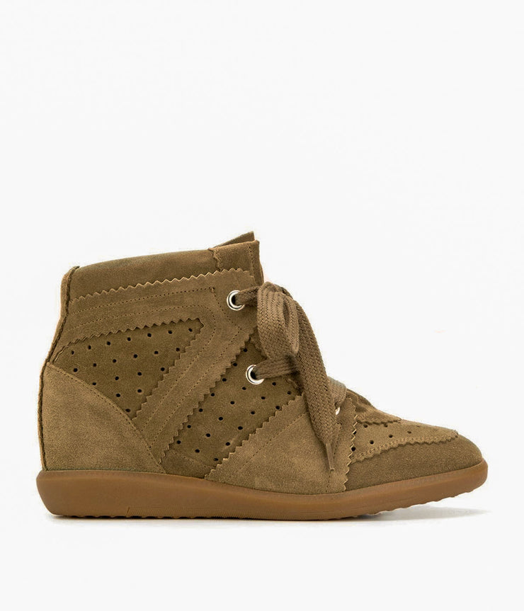 Bobby Sneakers in Brown
