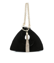 Callie Medium Clutch in Black