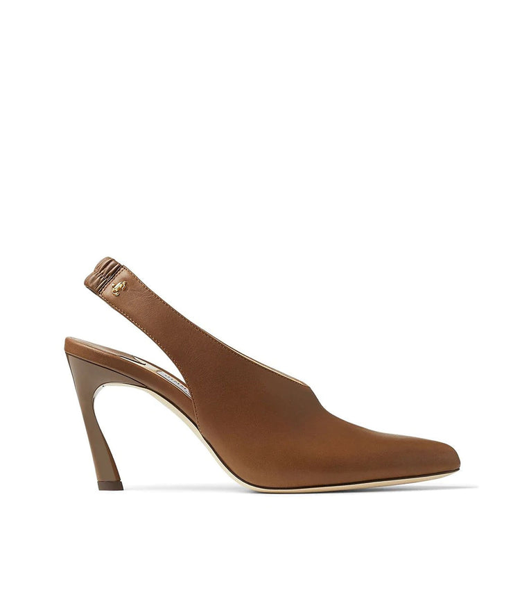 Clemence 85 Pump in Clove