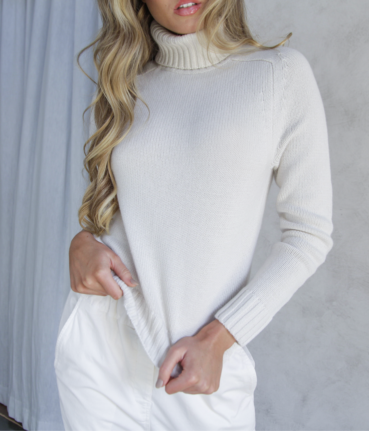 Atwood Sweater in Ivory