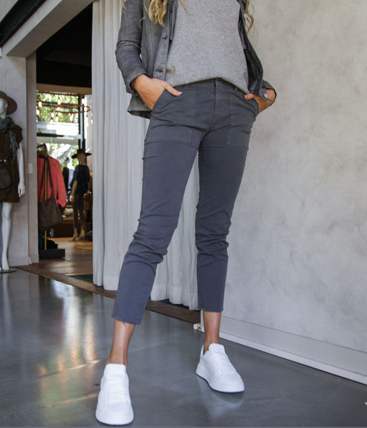 Jenna Pants in Charcoal
