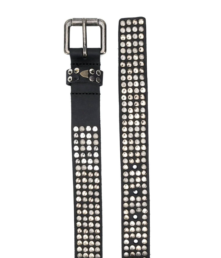 5000 Stud Belt in Black