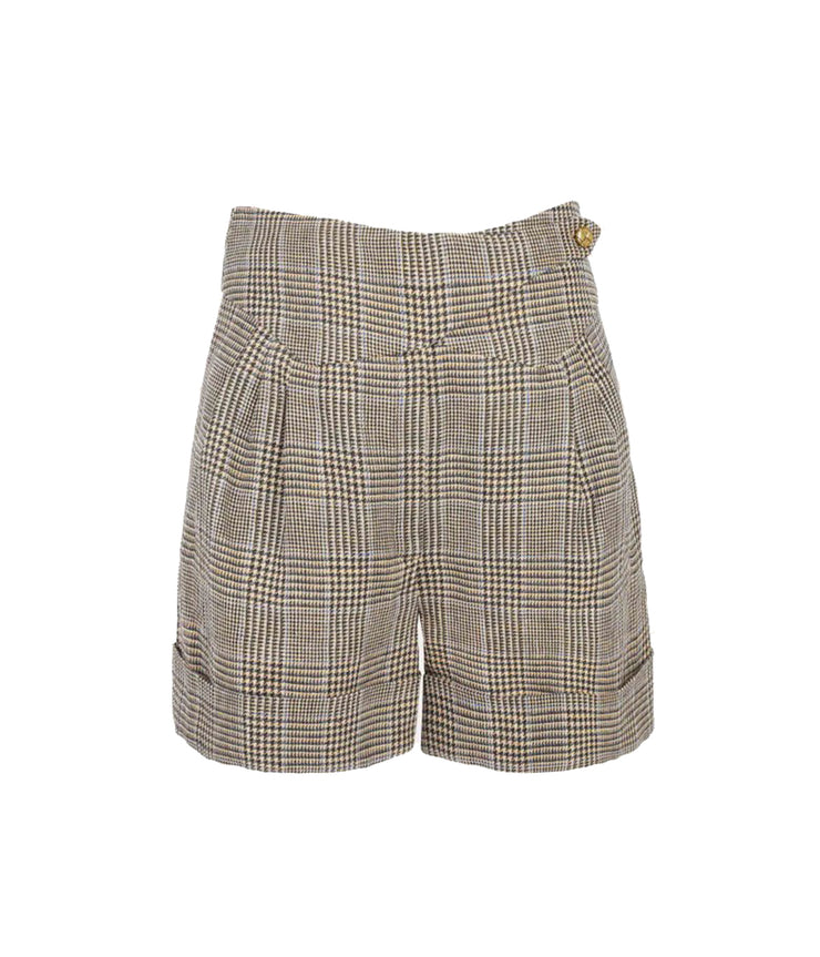 Basque Shorts in Merit