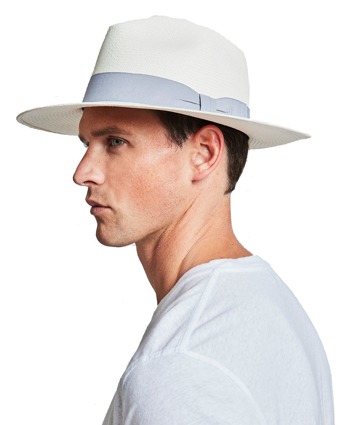 Panama Hat in Off White