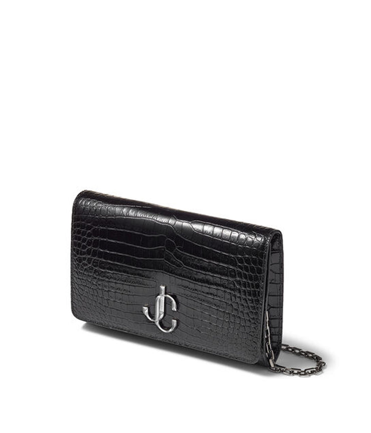 Varenne Clutch in Black