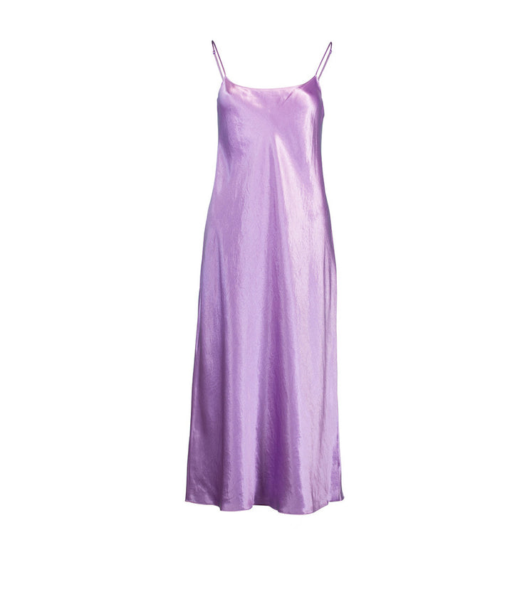 Slip Dress in Verbana