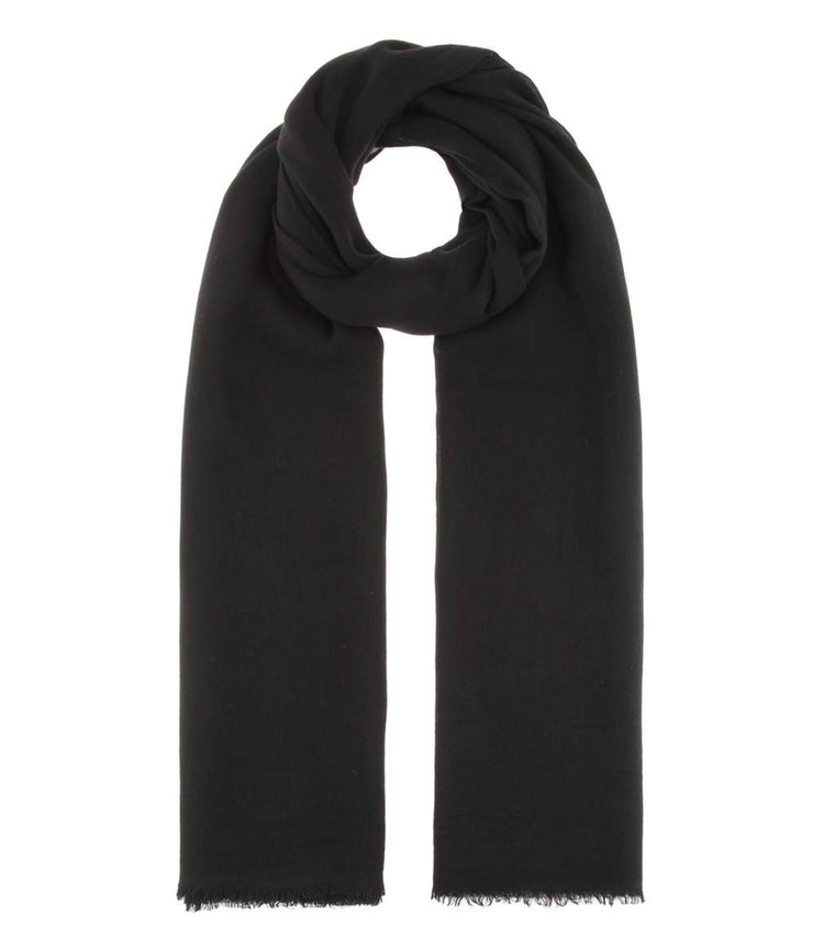 Ghazila Scarf in Black
