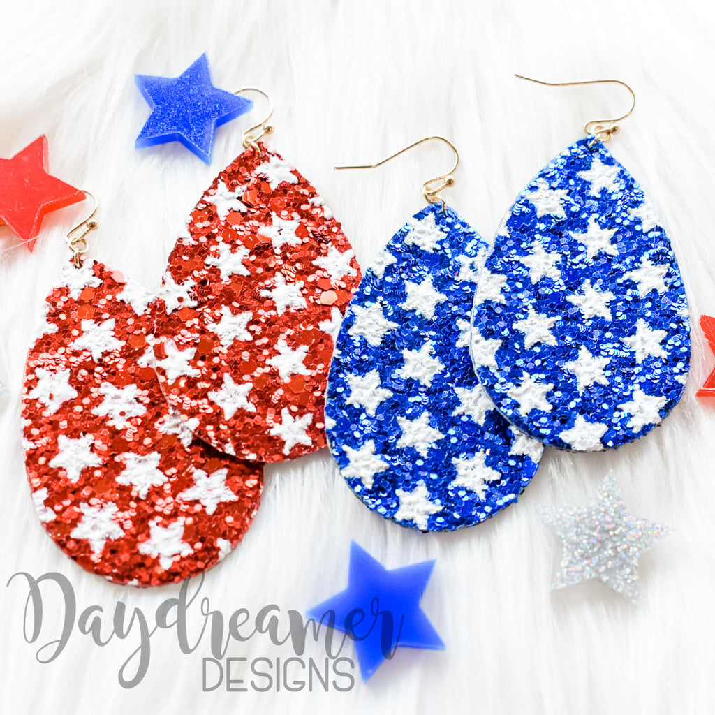 Americana Leather Dangles