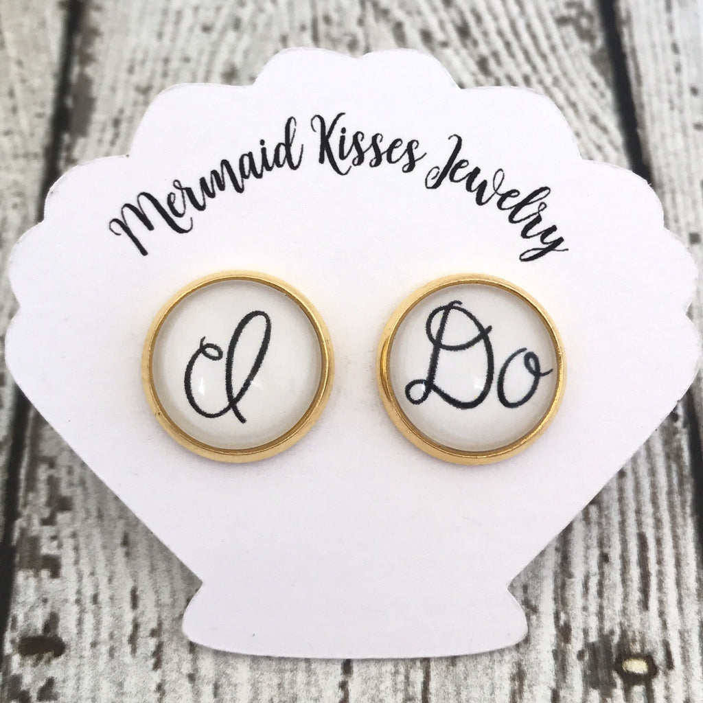 I Do - Mermaid Kisses Jewelry & Boutique