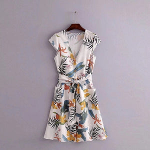 White Haven Dress