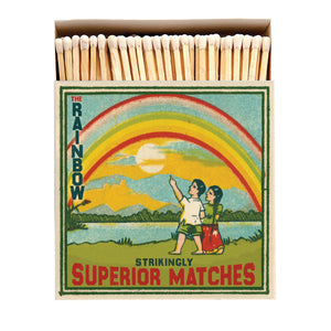 The Rainbow Matchbox