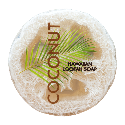 Coconut & Sea Salt Loofah Soap