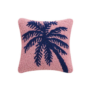 Plam Trees Hook Pillow