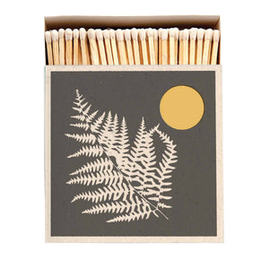 Fern Match Box