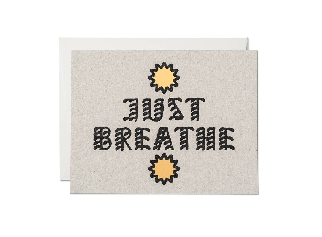 Just Breathe Card