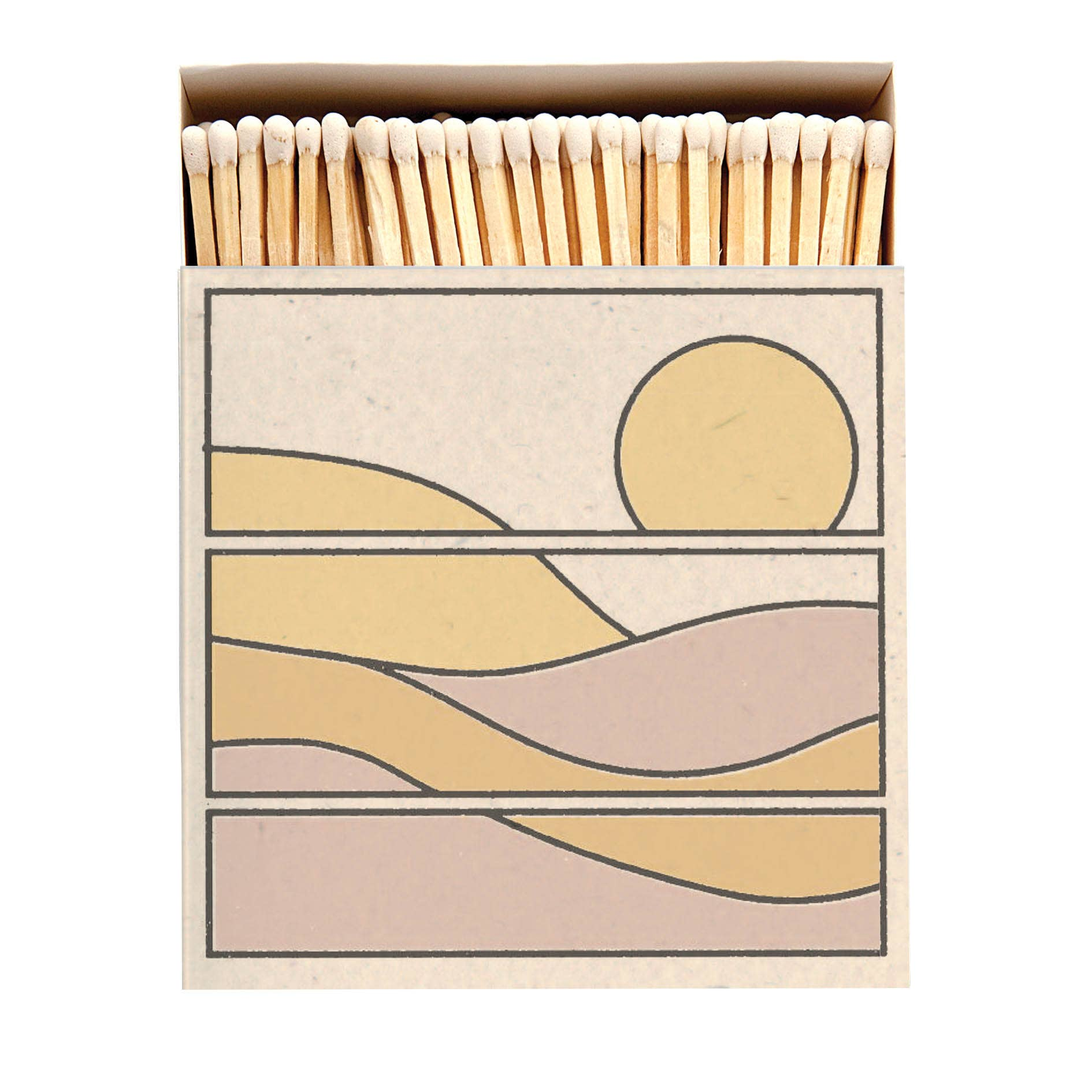 Landscape Match Box