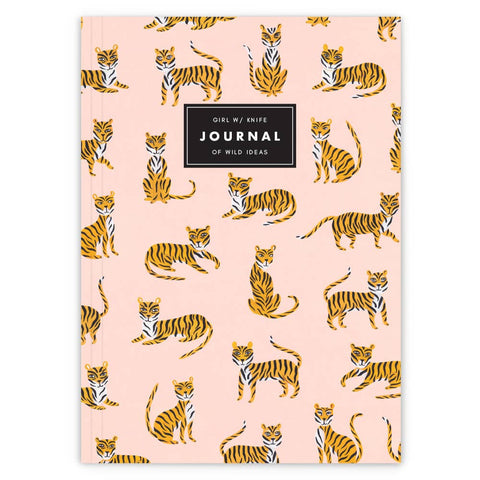 TIGER WILD JOURNAL