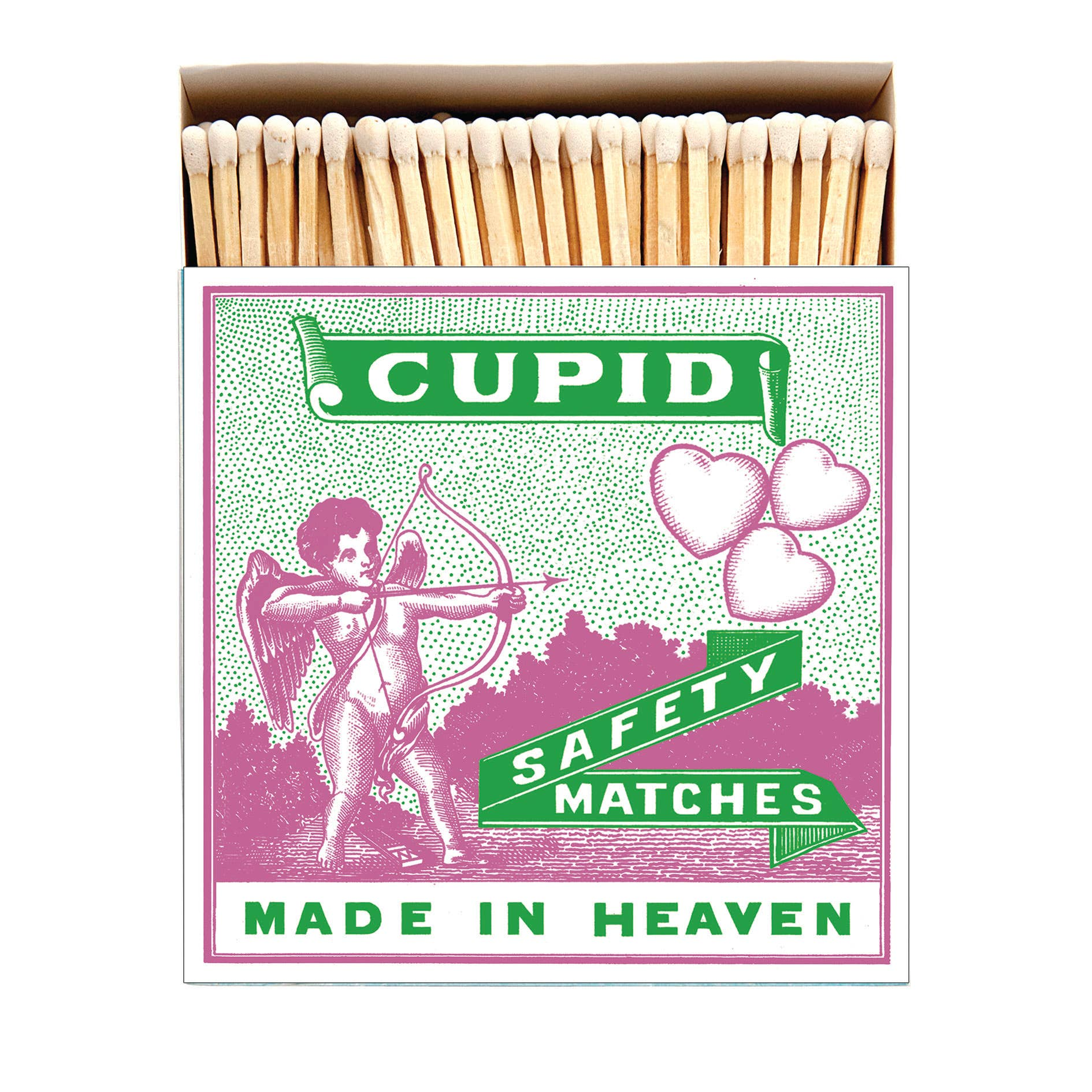 Cupid Matchbox