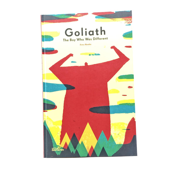 GOLIATH BOOK CHILDREN'S BOOK