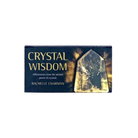 CRYSTAL WISDOM CARDS