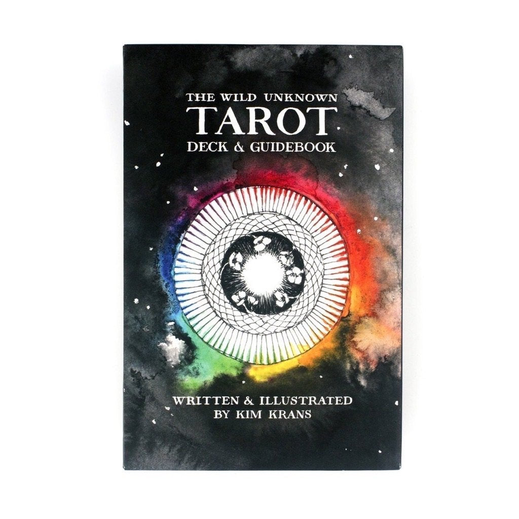 THE WILD UNKNOWN TAROT DECK