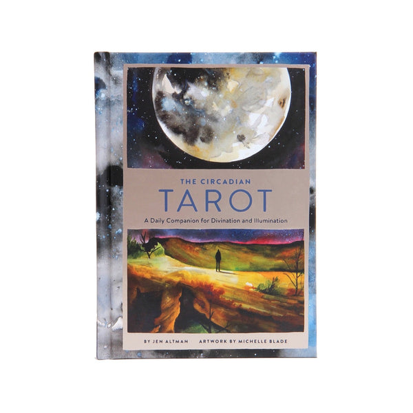 THE CIRCADIAN TAROT BOOK
