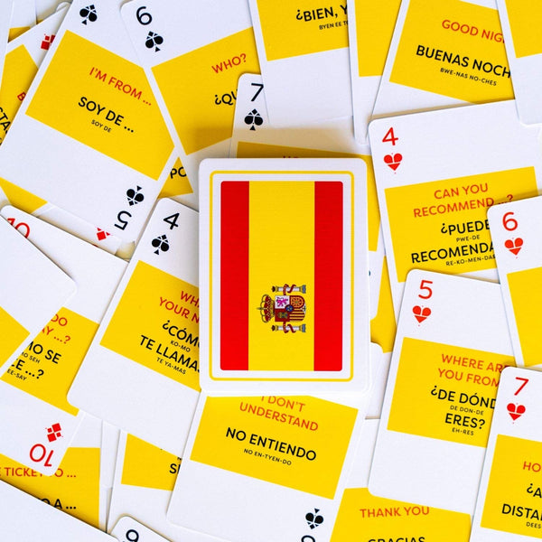 SPANISH PLAYING CARDS