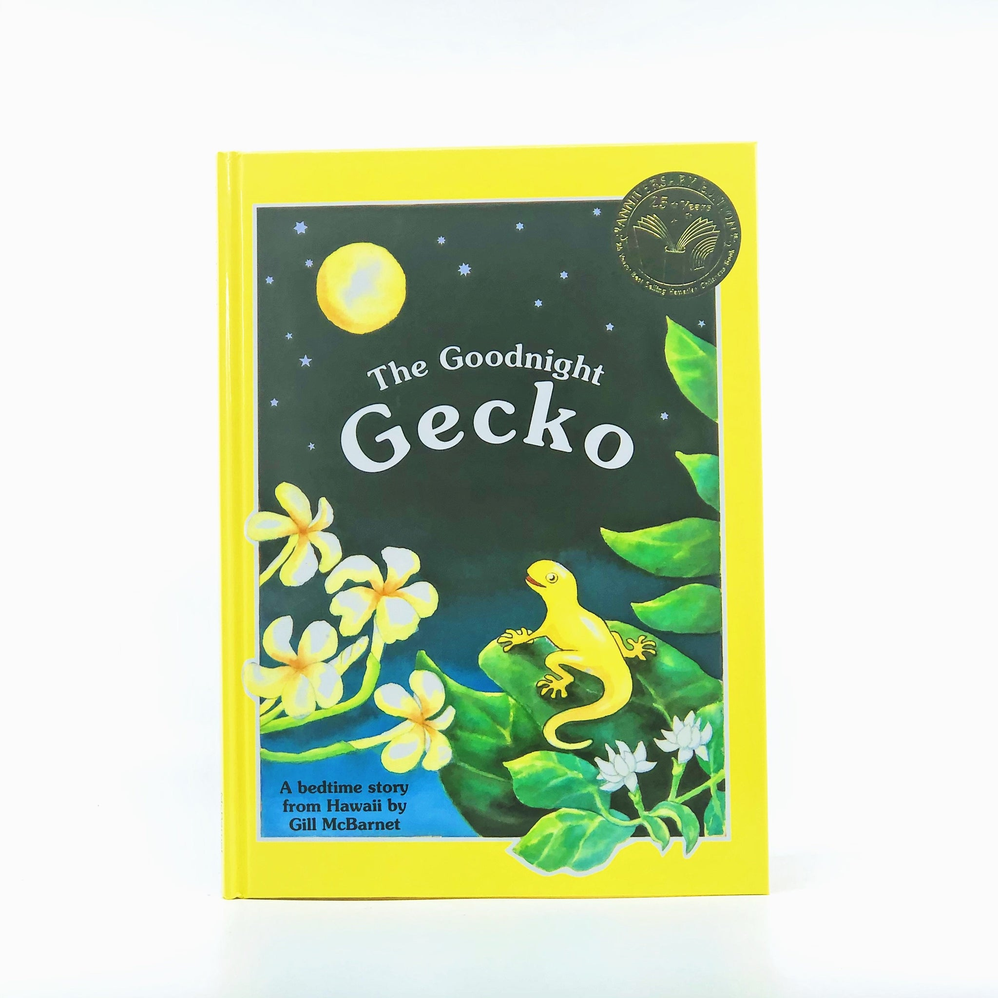 GoodNight Gecko Children's Book