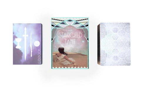 THE STARCHILD TAROT - 1st EDITON