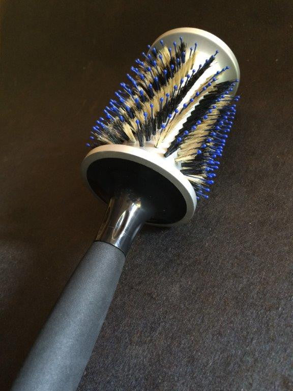 BOAR/ NYLON Styling round brush review PART 3 What comes next