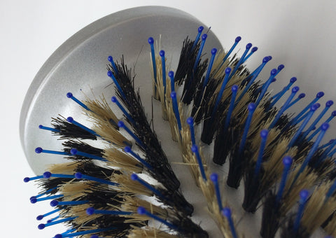 BOAR/PORCUPINE styling round brush Review  PART 1