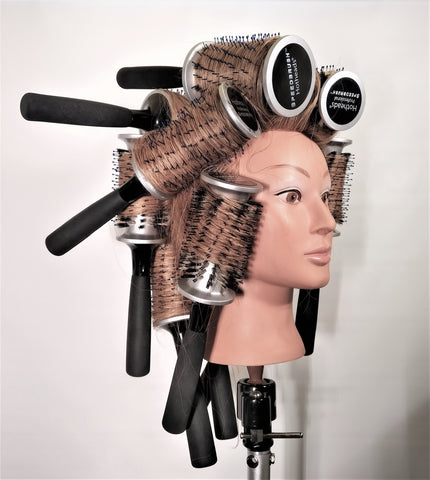 Roller HEAD with BRUSHES