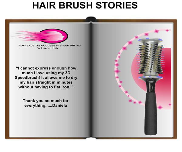 LUXURIOUS HAIR Brushes