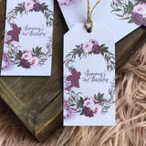 Gift Tags - enchanted fairy