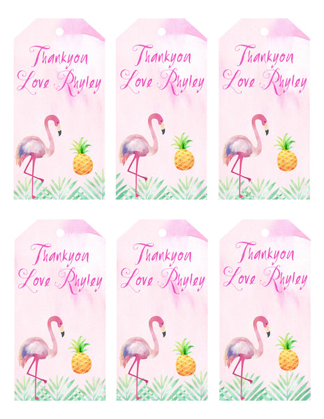 Party - flamingle tags