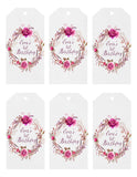 Gift Tags - Sugar Plum