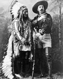 Sitting Bull and Buffalo Bill