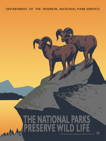 National Parks Preserve Wildlife