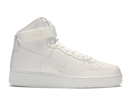 NIKE AIR FORCE 1 HIGH RETRO QS WHITE/WHITE