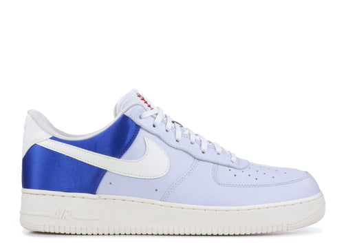 NIKE AIR FORCE 1 '07 GAME ROYAL/SAIL-FOOTBALL GREY