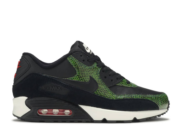 NIKE AIR MAX 90 QS BLACK/CYBER-FIR