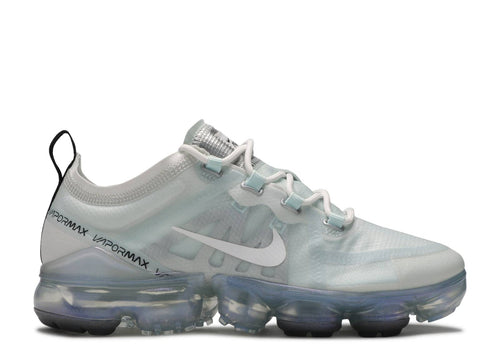 NIKE AIR VAPORMAX 2019 GHOST AQUA/SUMMIT WHITE-BLACK
