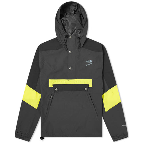 THE NORTH FACE 1990 Extreme Wind Anorak Jacket,  Asphalt Grey Combo
