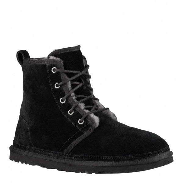 MENS UGG HARKLEY, BLACK