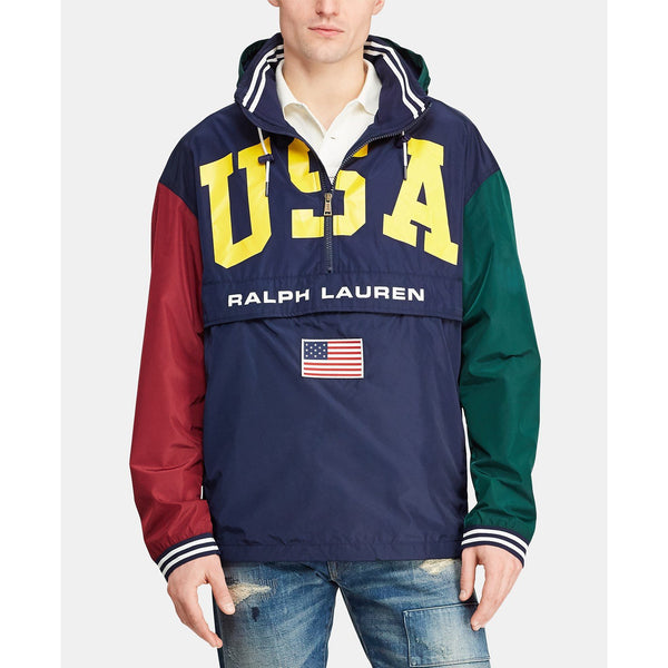 POLO RALPH LAUREN USA Graphic Jacket, Multi
