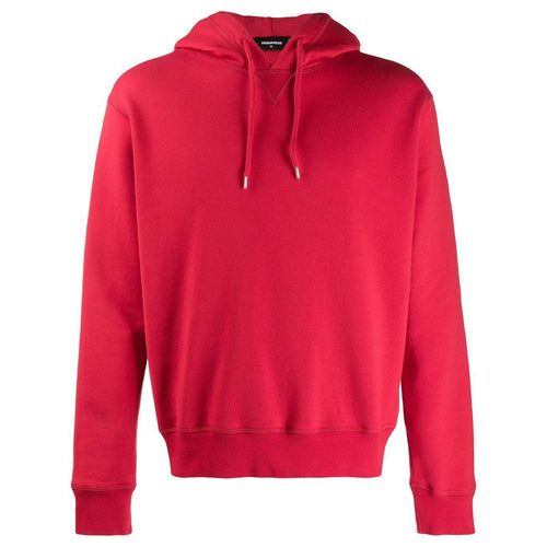 DSQUARED2 Icon Hoodie, Red