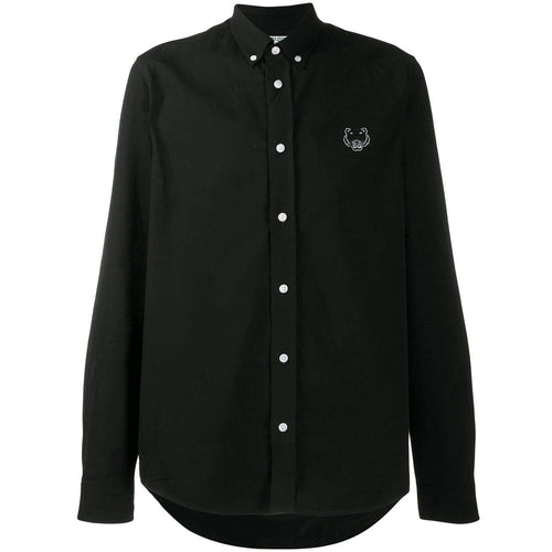 KENZO Embroidered Tiger Shirt, Black