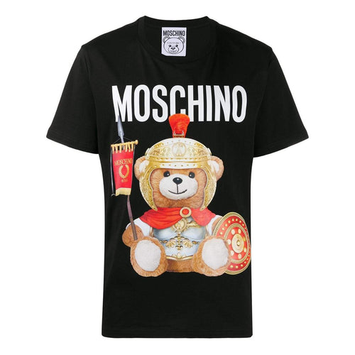 MOSCHINO Teddy Bear T-Shirt, Black