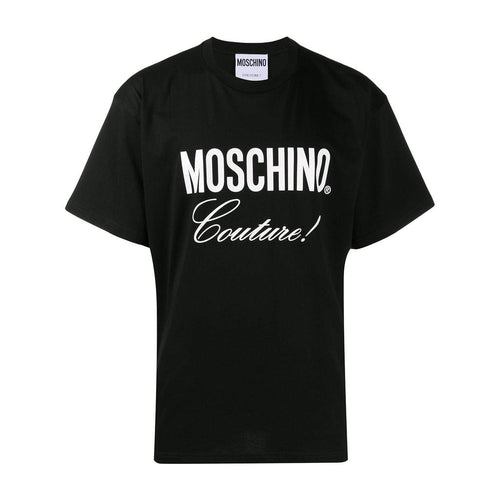 MOSCHINO Logo T-Shirt, Black