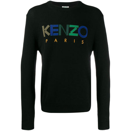 KENZO Logo Swim Shorts, Midnight Blue